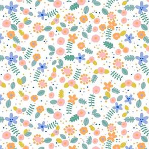 Floral Paper Cut-e