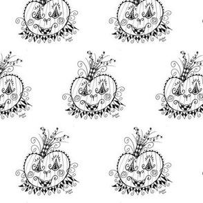 Pumpkin Doodle 2