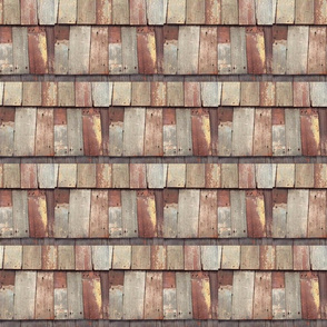 Antique Wooden Shingles 1