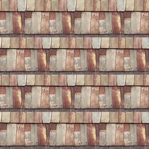 Antique Wooden Shingles 1
