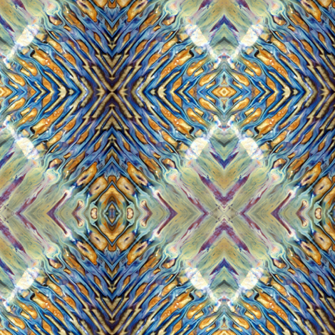 Mixed Metaphor 2 fabric by susaninparis on Spoonflower - custom fabric