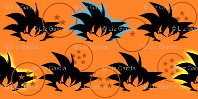 Dragon Ball Inspired Goku