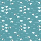 Farting Buffalo