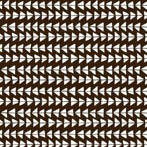 Arrows Brown