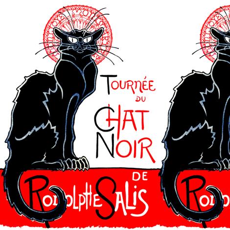 354bf251fca black cats cat vintage retro kitsch tournee du Le Chat Noir Rodolphe Salis  cabaret nightclubs french
