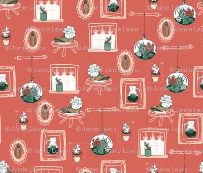 Succulent Sweet Home-Rhubarb