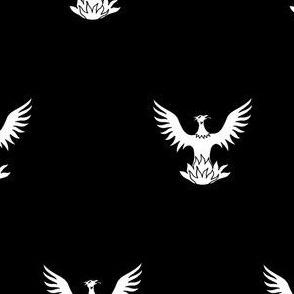 Sable, a Phoenix Argent