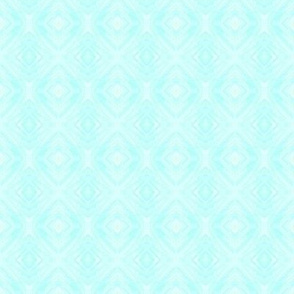 LAP - Pastel Aqua Diamond Brocade