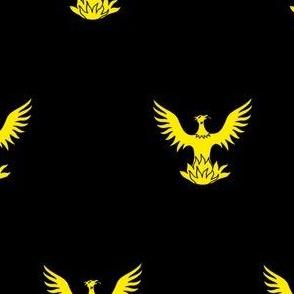 Sable, a Phoenix Or