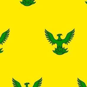 Or, a Phoenix Vert
