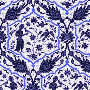 Safavid Damask 1e