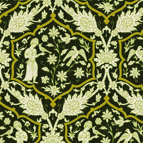 Safavid Damask 1d