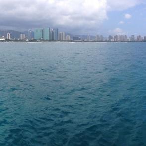 Waikiki city