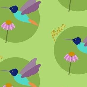 Flitter -Hummingbird