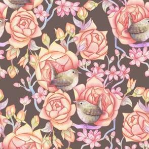 Birds'n'roses