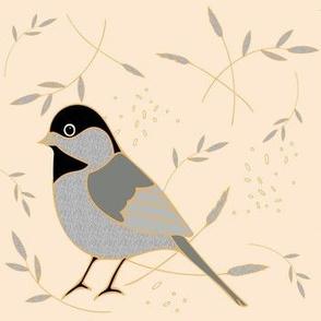 Birds, Grass and Seeds