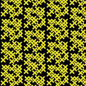 Badger Geometric (black)