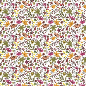 Autumn Fall Pattern