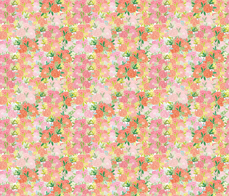 where's my birds03-Small fabric by y_me_it's_me on Spoonflower - custom fabric