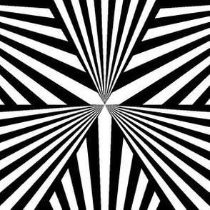 06347880 : rhombus fanning rays