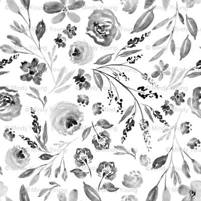 Indy Bloom Design farm house florals C