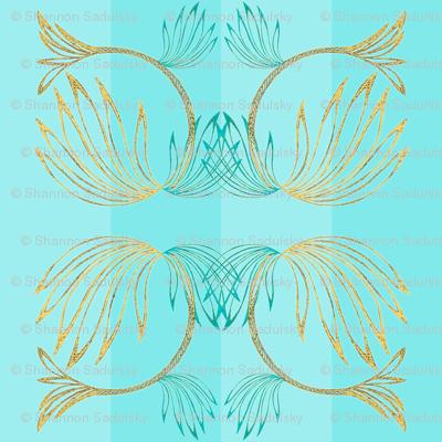 Winged Flower