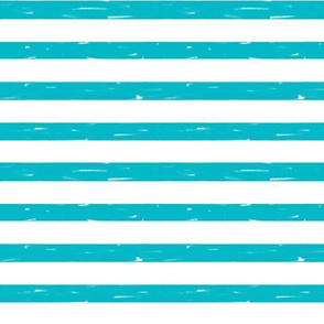 stripes fabric // stripe fabric nursery baby stripes nursery baby fabric  - turquoise