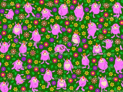 Springtime Yeti