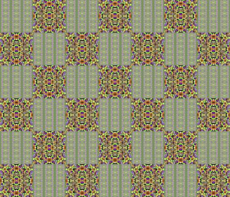 Eternal Spring fabric by helena_tiainen on Spoonflower - custom fabric