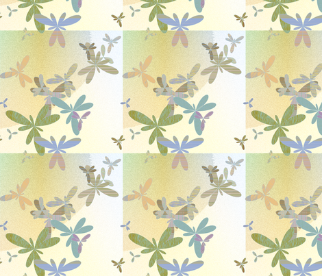 wildflowers8 fabric by kiwi_krafter on Spoonflower - custom fabric