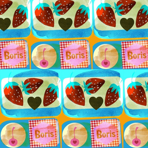Boris Cherry Berry