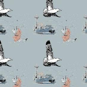 Wild Life of Coastal Seattle