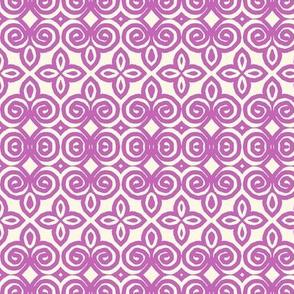 Filigree Garden -Lavender