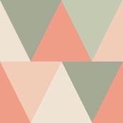 triangles // poppy