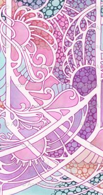 The Art Nouveau Gothic Rainbow Factor