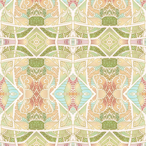 When Plaid Goes Bad fabric by edsel2084 on Spoonflower - custom fabric