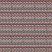 Retro Basket Weave