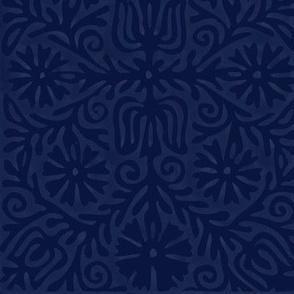 Lovely Hungary-buzsaki ratetes - blue