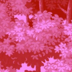 Sherwood Forest ~ Wonderland and Turkey  Red