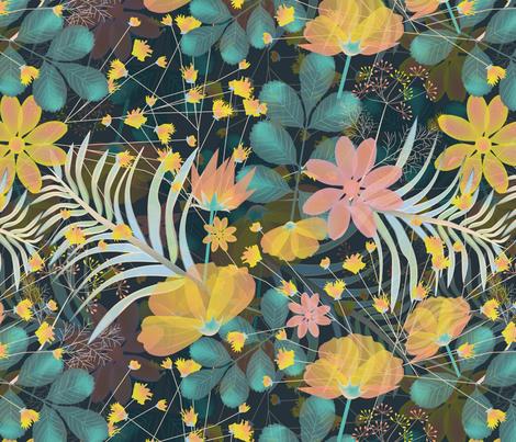 bloom2_v2_layered-01 fabric by kociara on Spoonflower - custom fabric