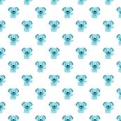 Blue Pug Wave