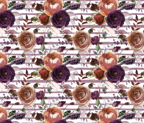 Rboho_plum_and_butterum_florals_on_soft_purple_stripes_shop_preview