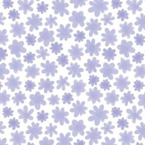 Soft Purple Flowers