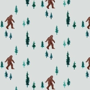 Bigfoot Forest (Small)