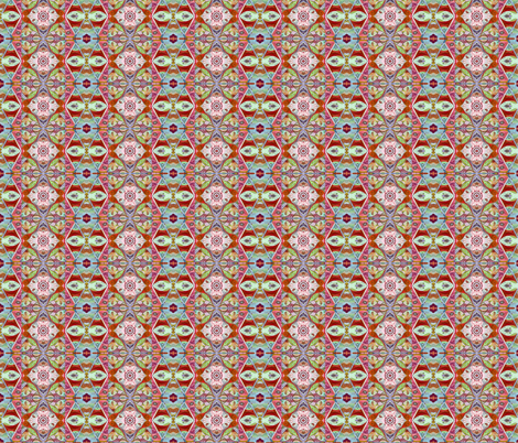 Spring Forever fabric by helena_tiainen on Spoonflower - custom fabric