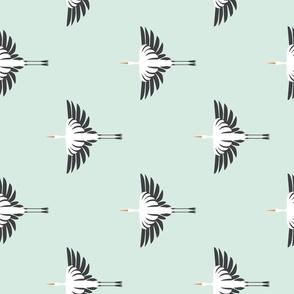 Stork Print | Wren & Rumor