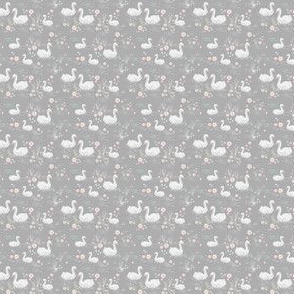 swans micro print