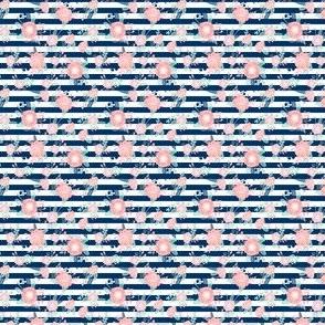 florals micro print