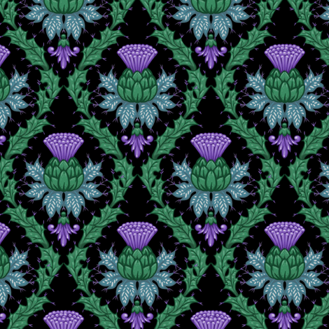 Custom Fabric fabric by acappellasoundschorus on Spoonflower - custom fabric