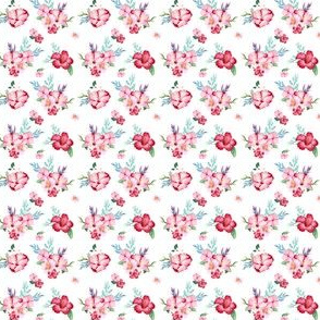 MINI / SURFER GIRL FLORALS / EXTRA FLORALS